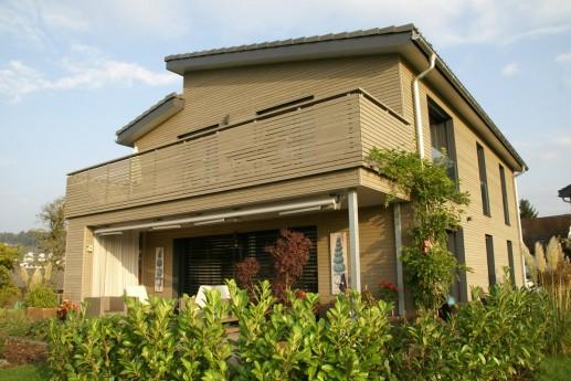 Minergie-P ZH-273-P Einfamilienhaus