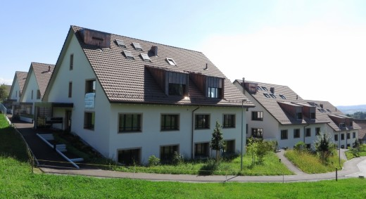 Mehrfamilienhäuser Obfelden Nord