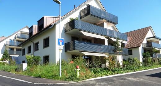 Mehrfamilienhäuser Obfelden West