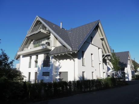 Mehrfamilienhaus Aeugst Süd